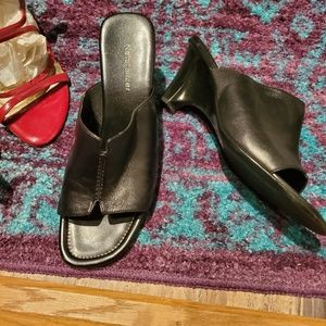 Naturalizer Shoes - Naturalizer Black Wedge